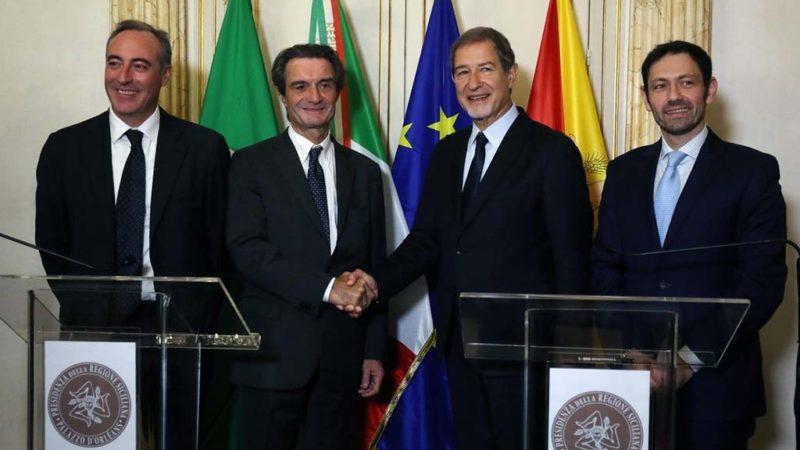 Musumeci regala la gestione dei pronto soccorso alla Lega Nord