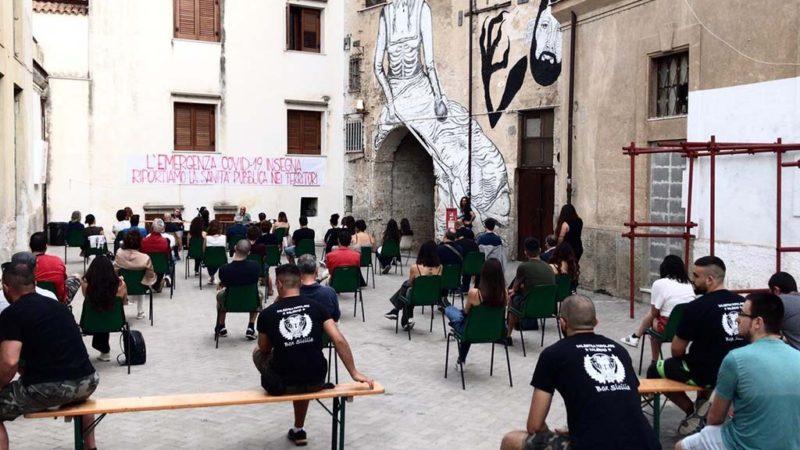 Palermo: incontro su prevenzione e salute pubblica nei quartieri