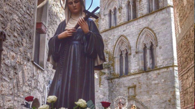 """Gangi: i festeggiamenti della Pentecoste e """"A cursa di li Santi"""""""