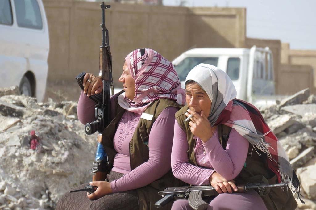 Come abolire la Polizia: lezioni dal Rojava
