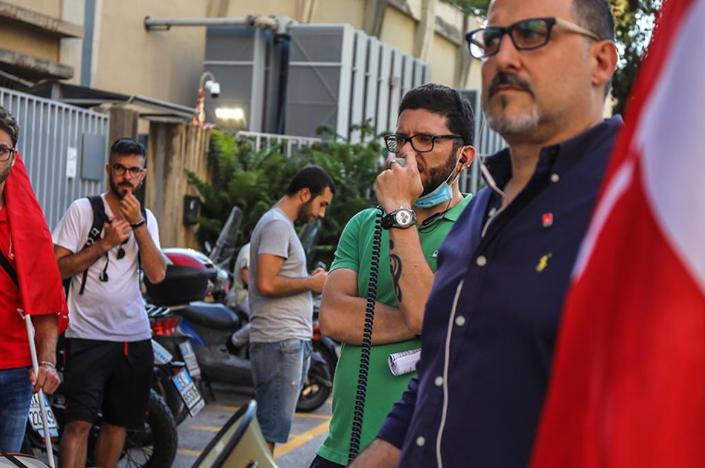 Palermo: sciopero dei fattorini di Socialfood