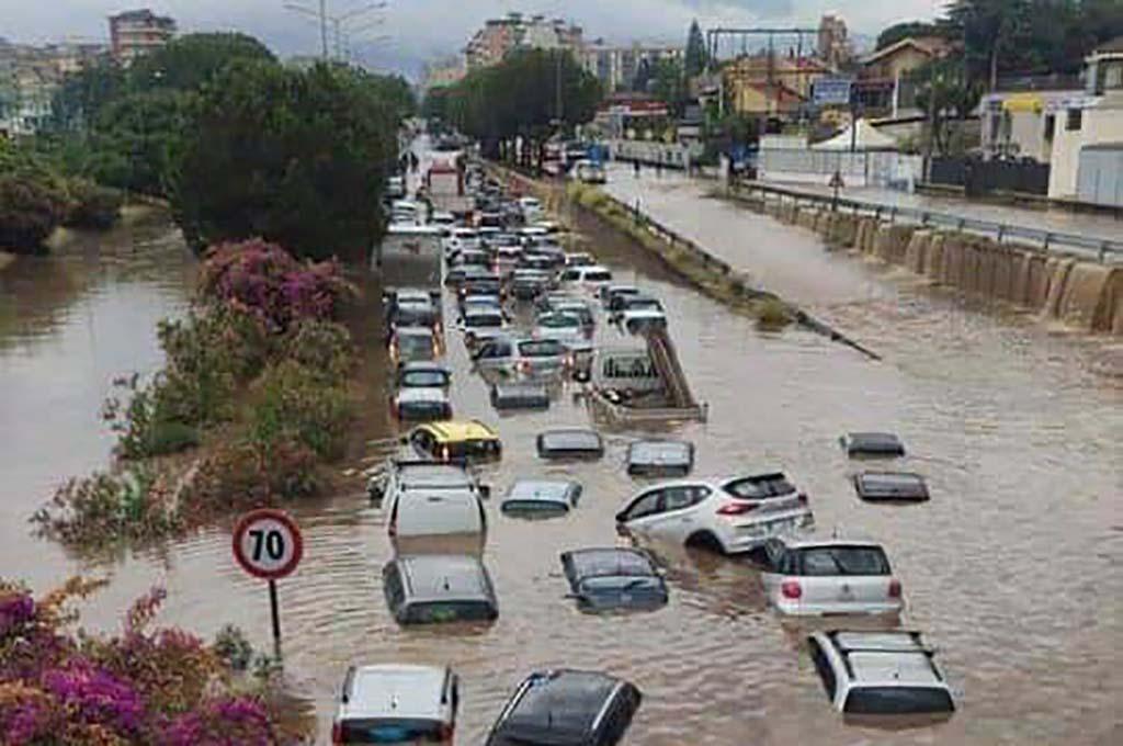 Alluvione a Palermo tra imprevedibilità e responsabilità istituzionali