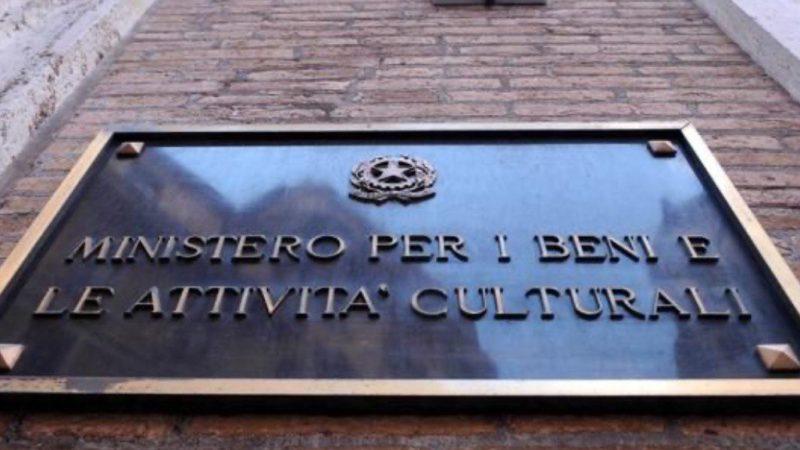 Piano d'investimenti beni culturali. In Sicilia neanche un euro