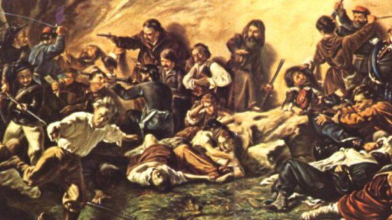 10 agosto 1860: l'Eccidio di Bronte