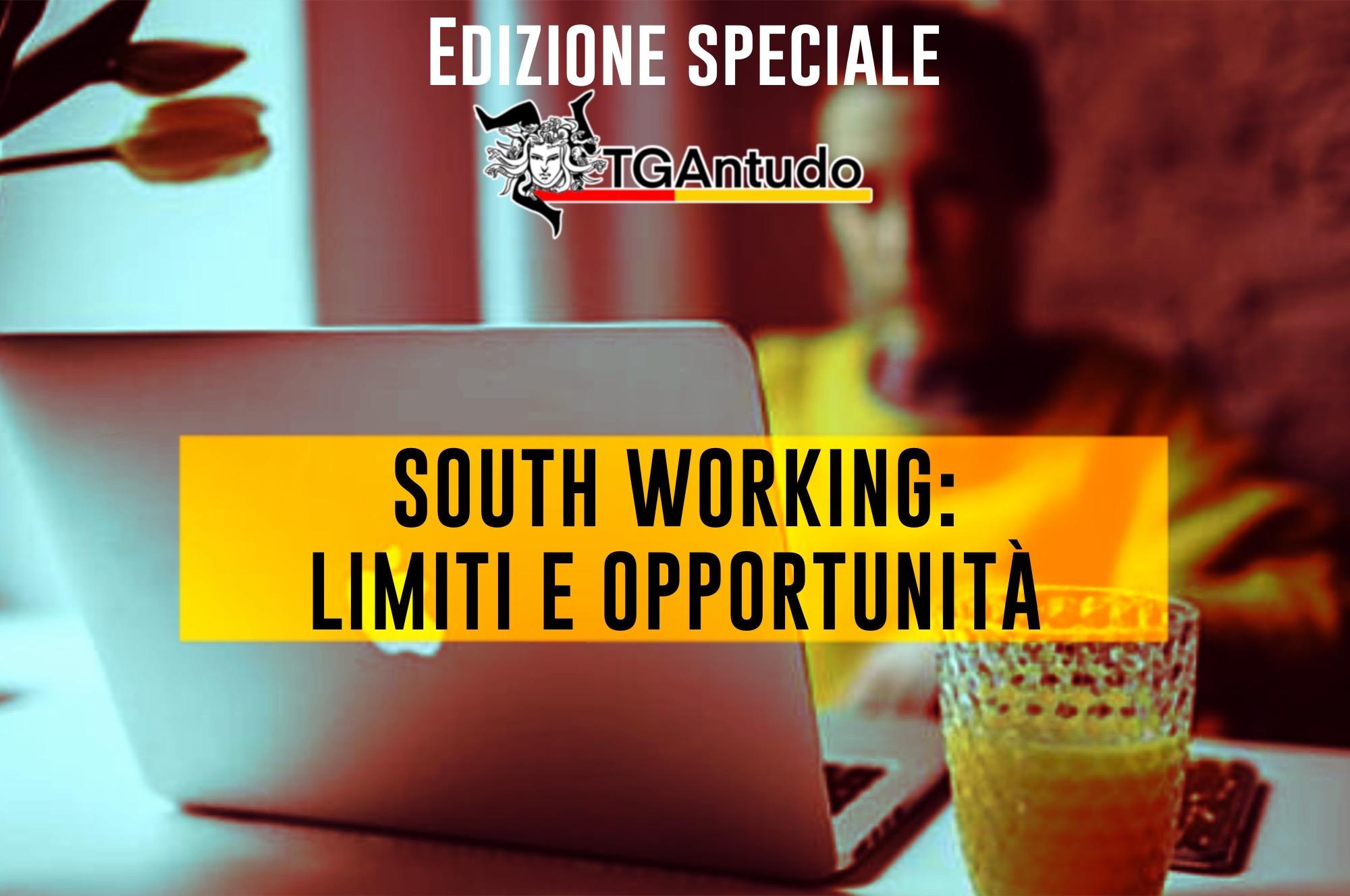 TGAntudo – South Working: limiti e opportunità