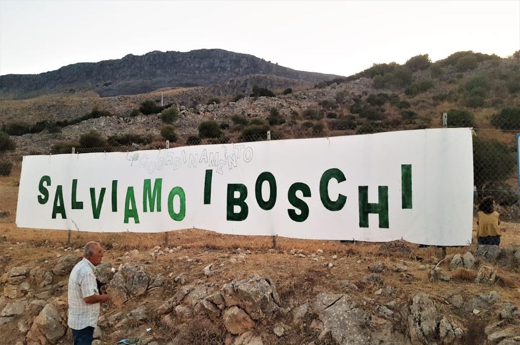 Salviamo i boschi – coordinamento Sicilia, l'istanza di cambiamento attraversa l'isola