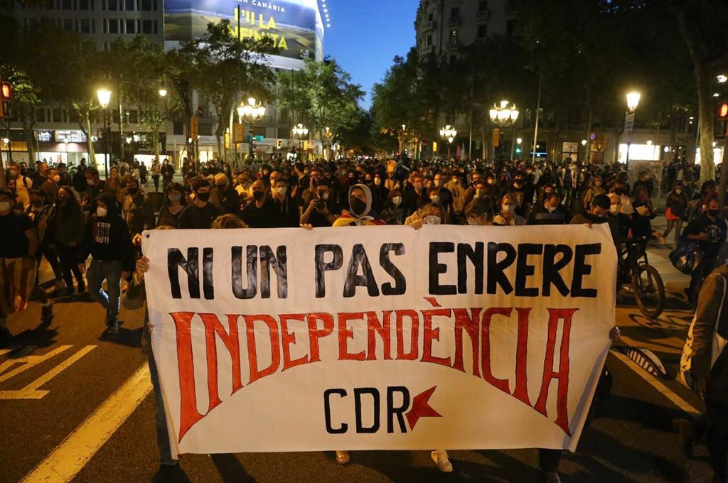 Interdizione al presidente Catalano: «non un passo indietro: indipendenza»