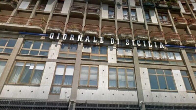 «Giornale di Sicilia», pronti 17 licenziamenti: lavoratori in sciopero