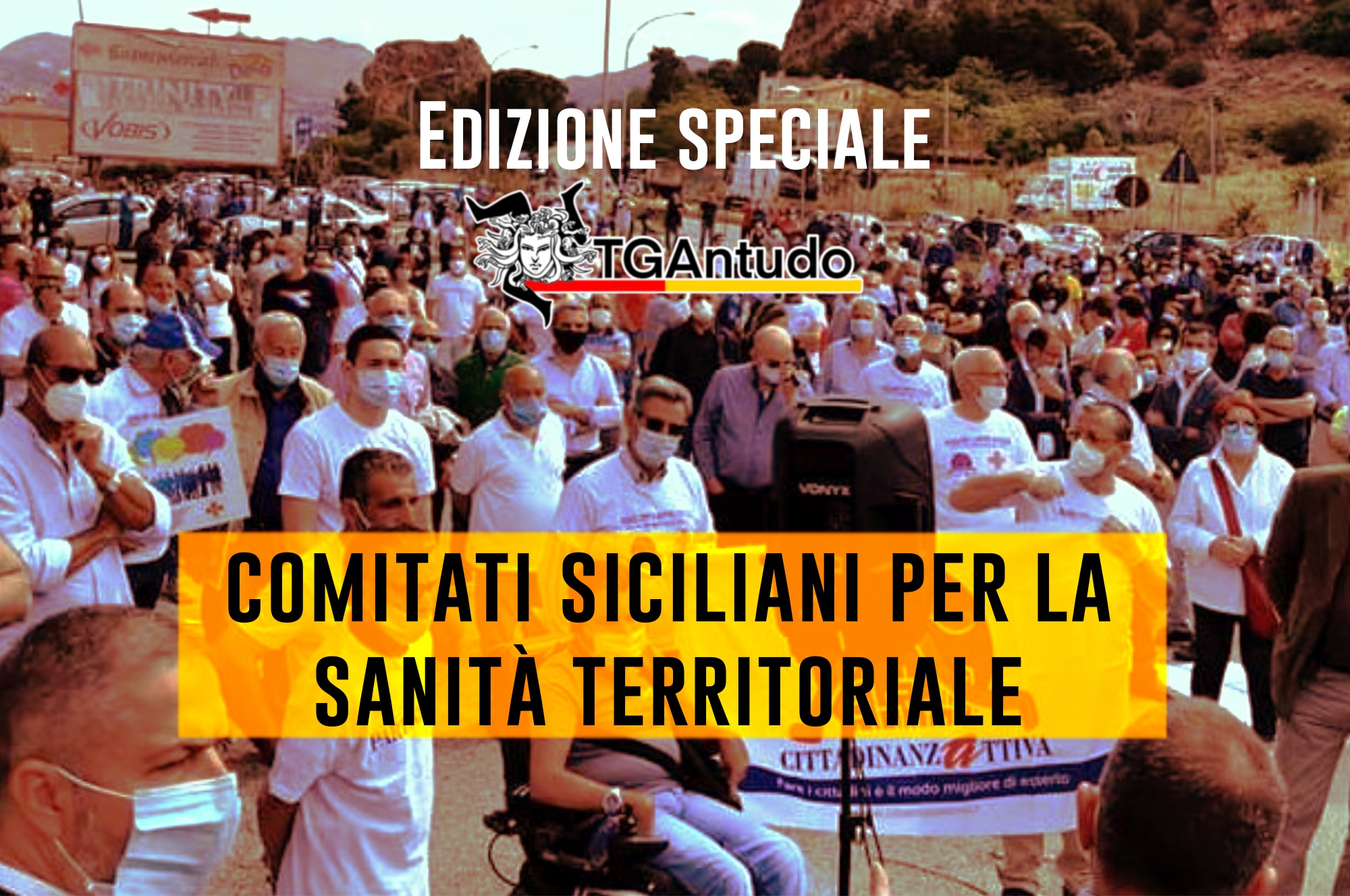 TGAntudo – Comitati siciliani per la sanità territoriale