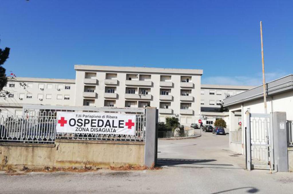 Ribera: l'ospedale da difendere