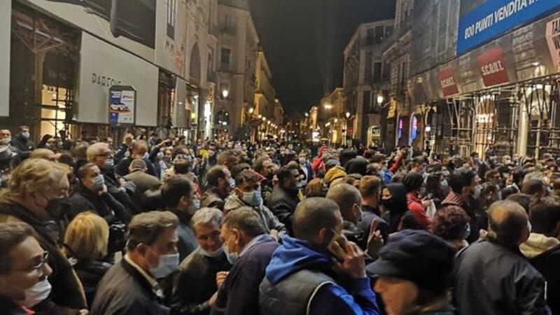 Sicilia: «Tu ci chiudi, tu ci paghi». Non si fermano le proteste!