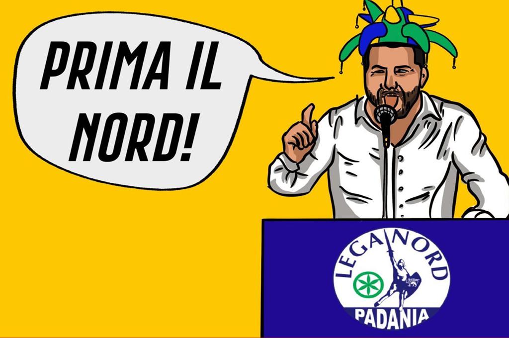 Catania non si lega. Tutto pronto per la cacciata di Salvini.