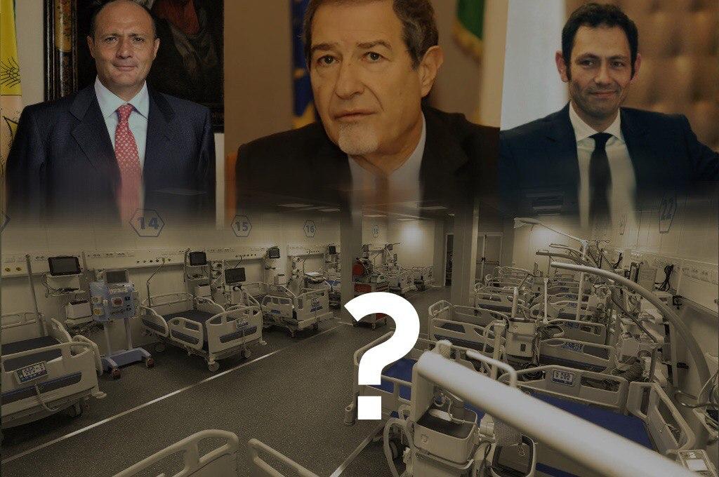 Sanità, posti letto fasulli? Nuovo scandalo in arrivo per Musumeci