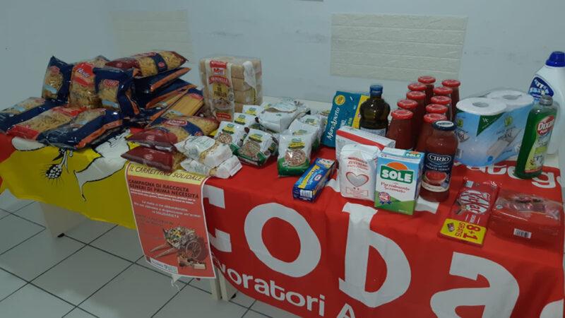 """Messina: arriva """"il Carrettino solidale"""", campagna di raccolta generi di prima necessità"""