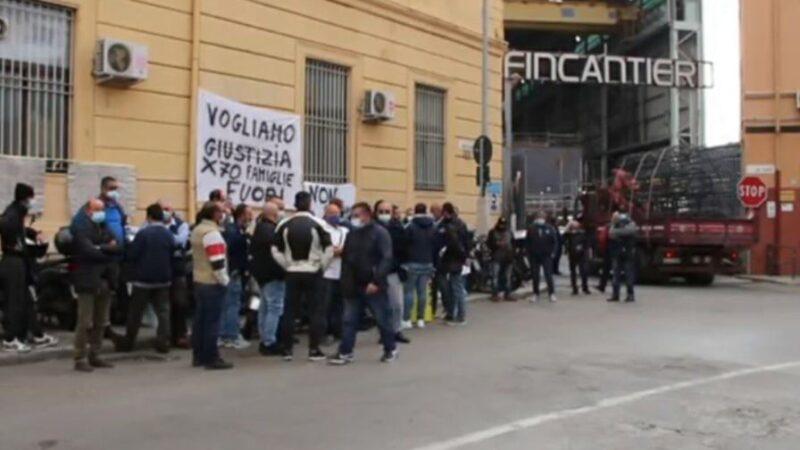 Fincantieri: 70 lavoratori a rischio licenziamento «la colpa è anche dello Stato»