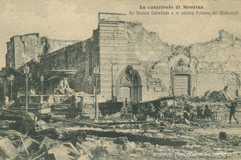 Messina, 1908-2020: «il terremoto infinito»