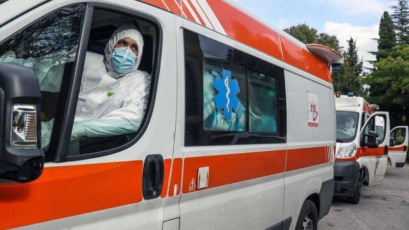 Emergenza 118: lavoratori in protesta a Palermo