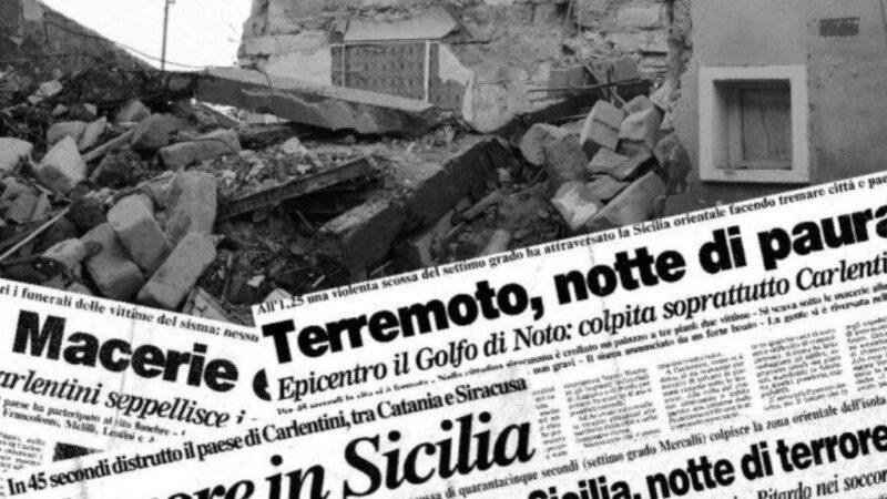 13 dicembre 1990: a trent'anni dal Terremoto dei silenzi