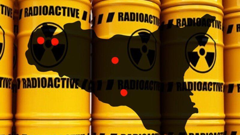 La Sicilia non sarà la pattumiera dei rifiuti radioattivi d'Italia