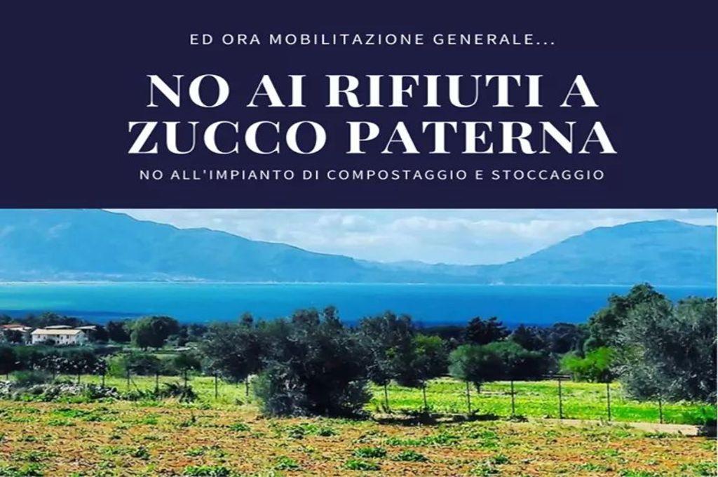 L'appello: no all'impianto di compostaggio e stoccaggio a Terrasini