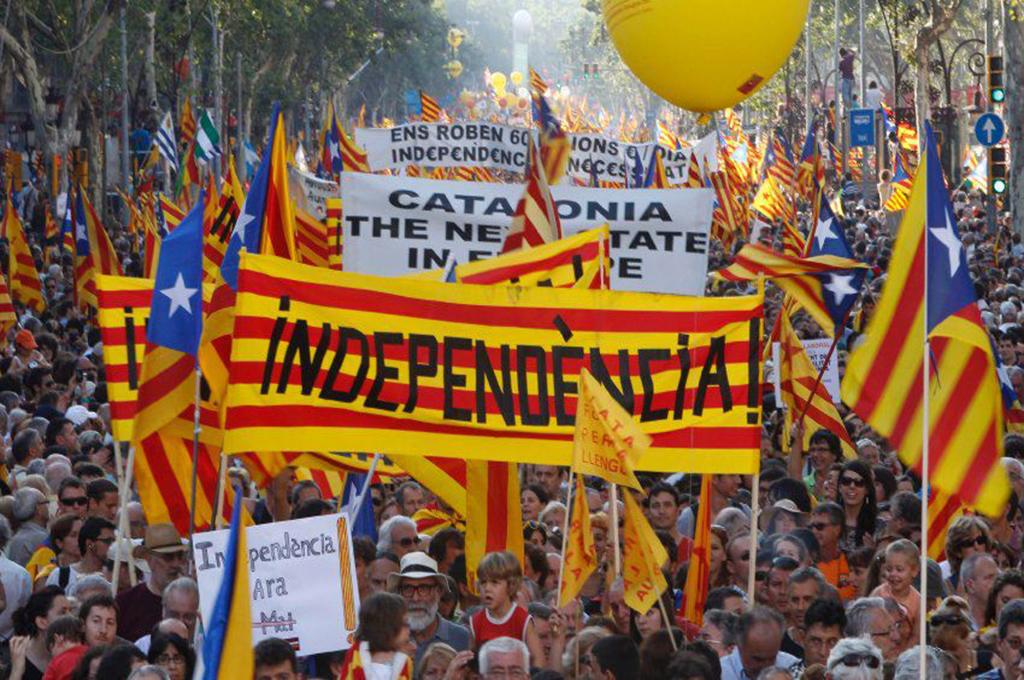 Elezioni catalane 2021: è ora dell'indipendenza!