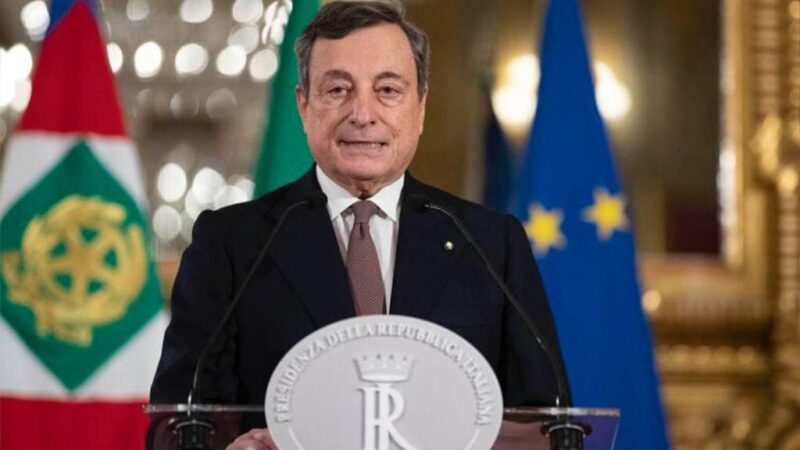 Governo Draghi: #altoprofilo