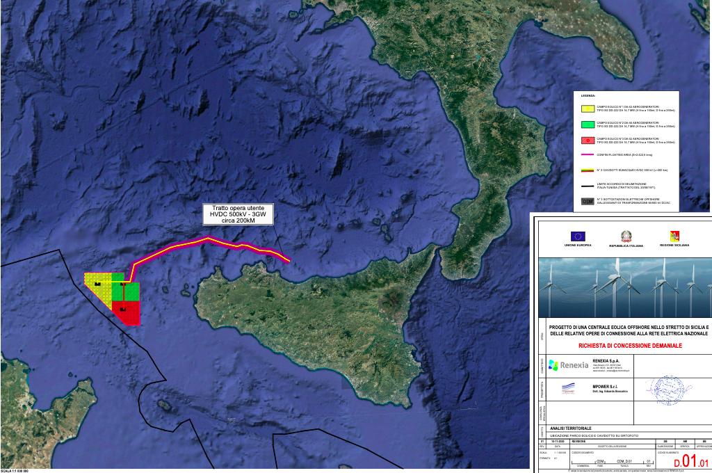 Parco Eolico Isole Egadi. Quali prospettive per la Sicilia?