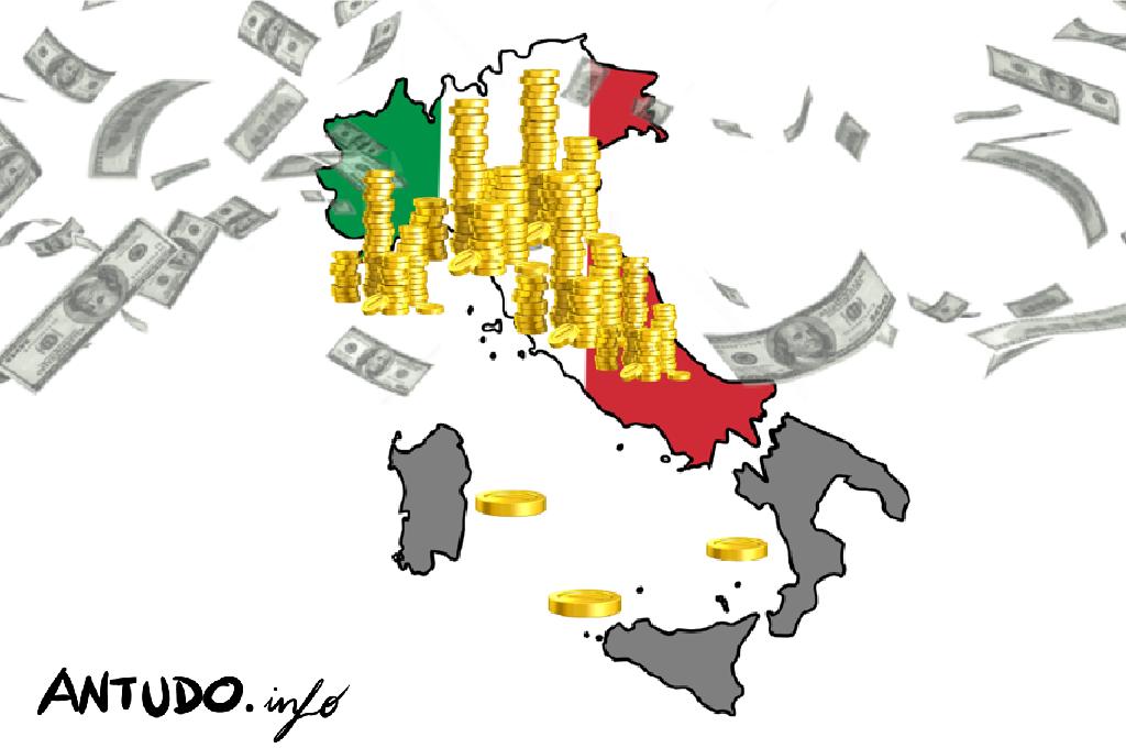 Il Recovery Plan va al Nord mentre la Sicilia sprofonda