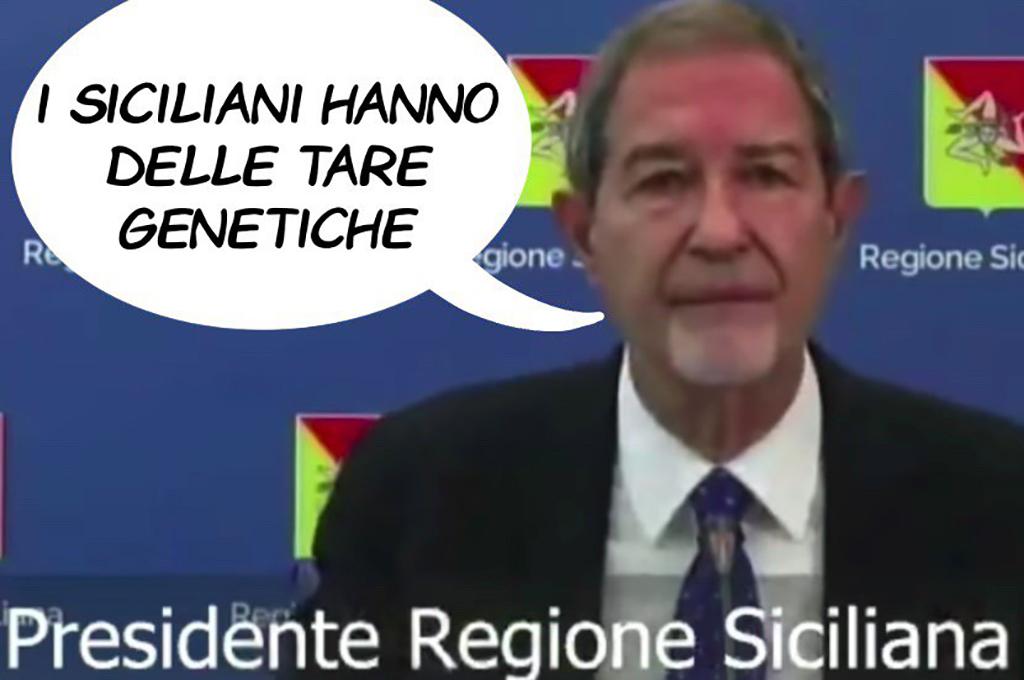 Musumeci e le «tare genetiche» della classe dirigente siciliana