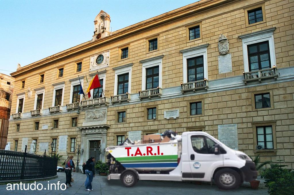 Il Comune di Palermo si prepara ad aumentare la Tari