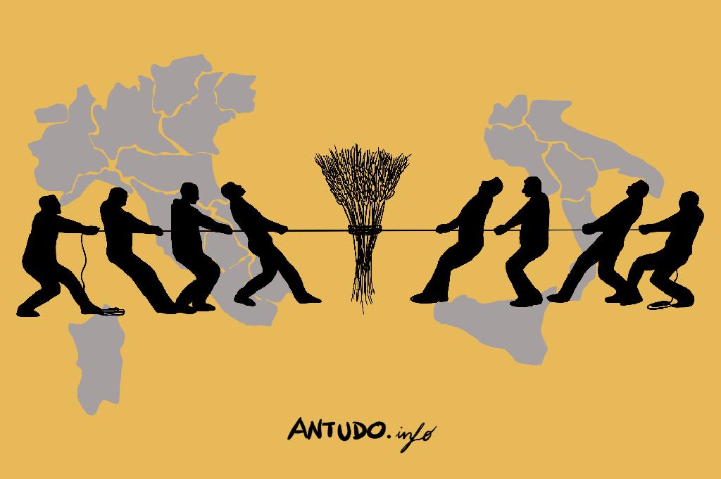 Agricoltura: la proposta per sottrarre alla Sicilia 400 milioni