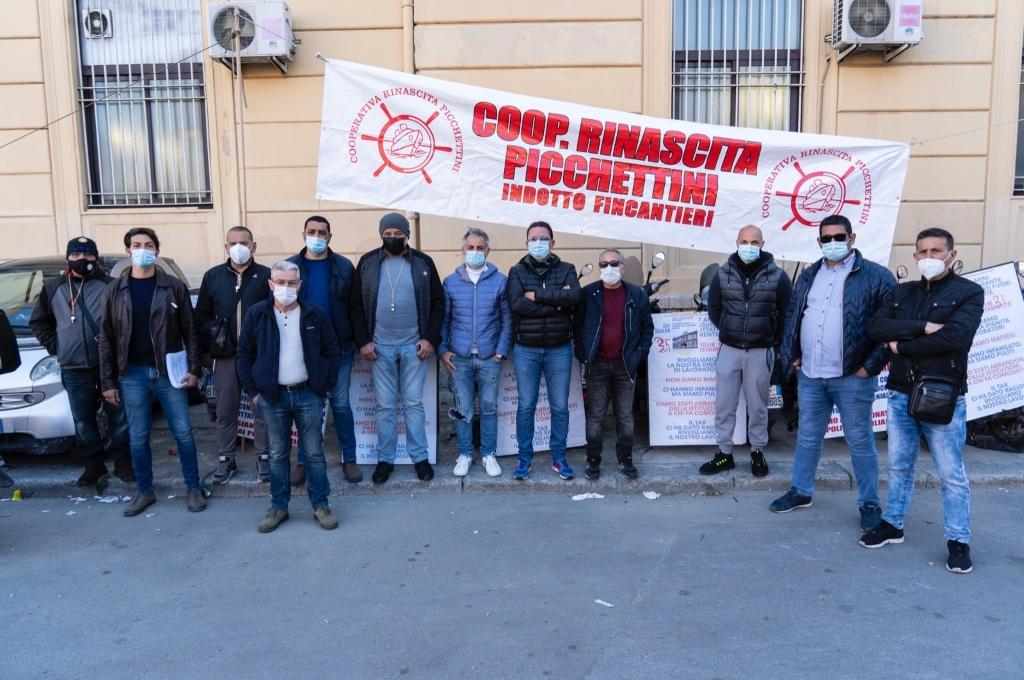 Vertenza Picchettini: Fincantieri non si presenta al tavolo tecnico