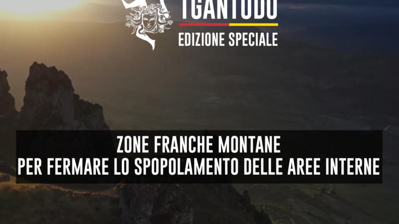 TGAntudo – Zone Franche Montane. Per fermare lo spopolamento delle aree interne