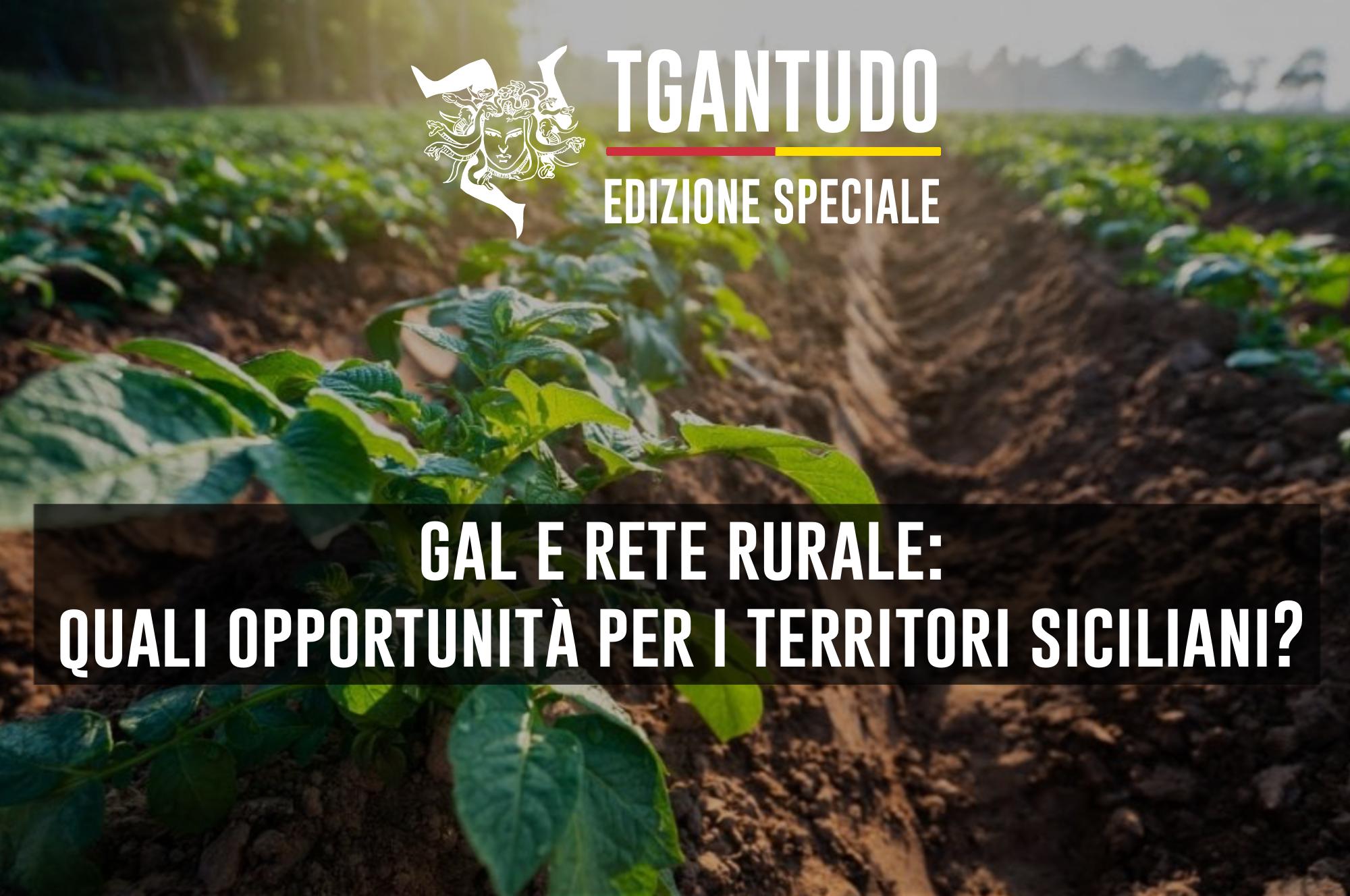 TGAntudo – Gal e rete rurale: quali opportunità per i territori siciliani?