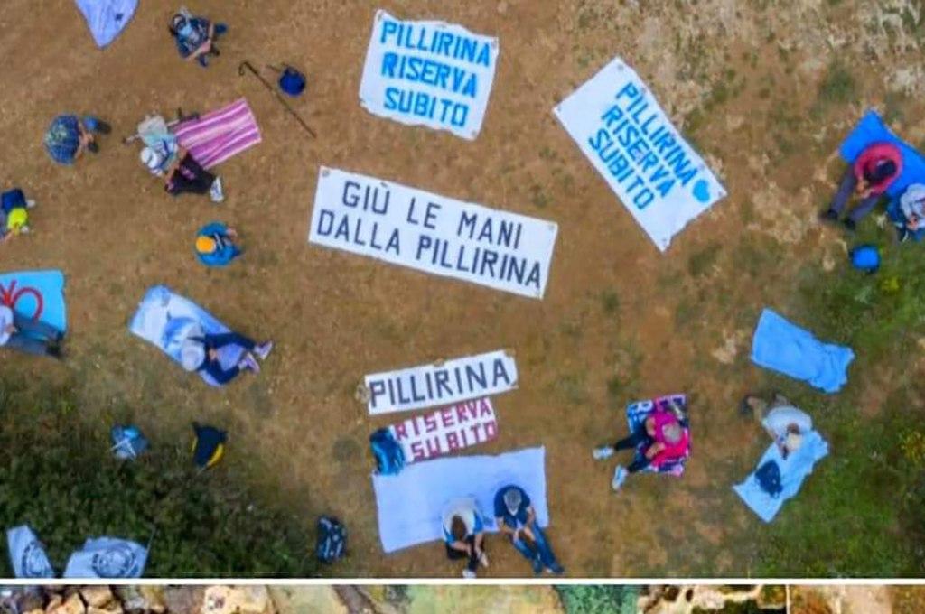«Pillirina riserva subito!». Flash-mob nel siracusano