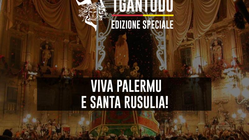 TGAntudo – Viva Palermu e Santa Rusulia!