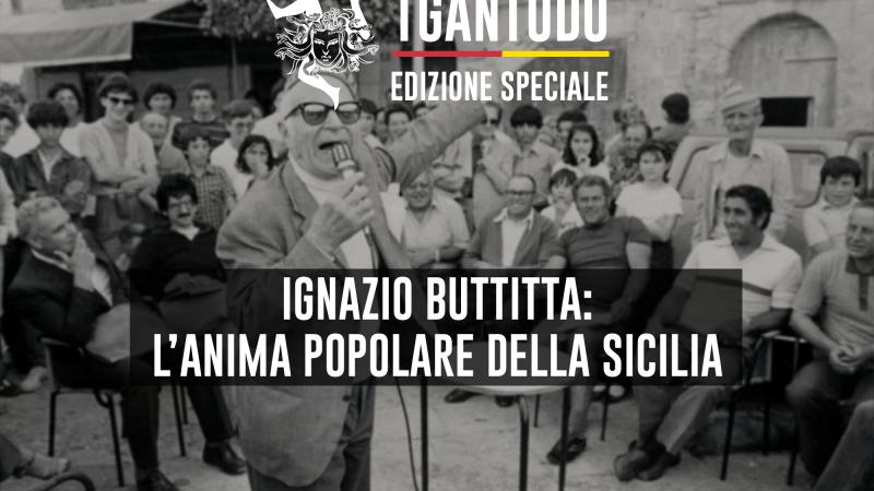 TGAntudo – 📌 Ignazio Buttitta: l'anima popolare della Sicilia