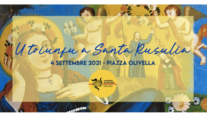 Quartiere Olivella, il Comitato territoriale organizza il Trionfo di Santa Rosalia