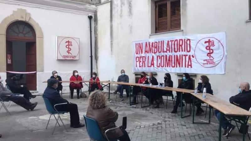 Palermo, Ambulatorio Popolare Centro Storico: riparte il servizio medico gratuito