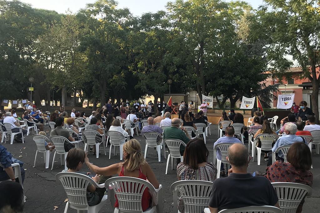 Amministrative 2021, Lentini: presentazione della lista TERRA